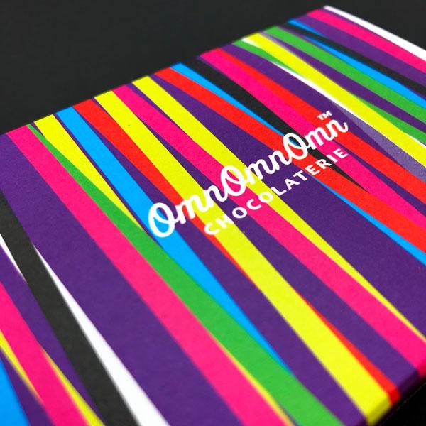 6 praliner - Neon