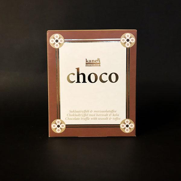 Choco Havssalt 150 g