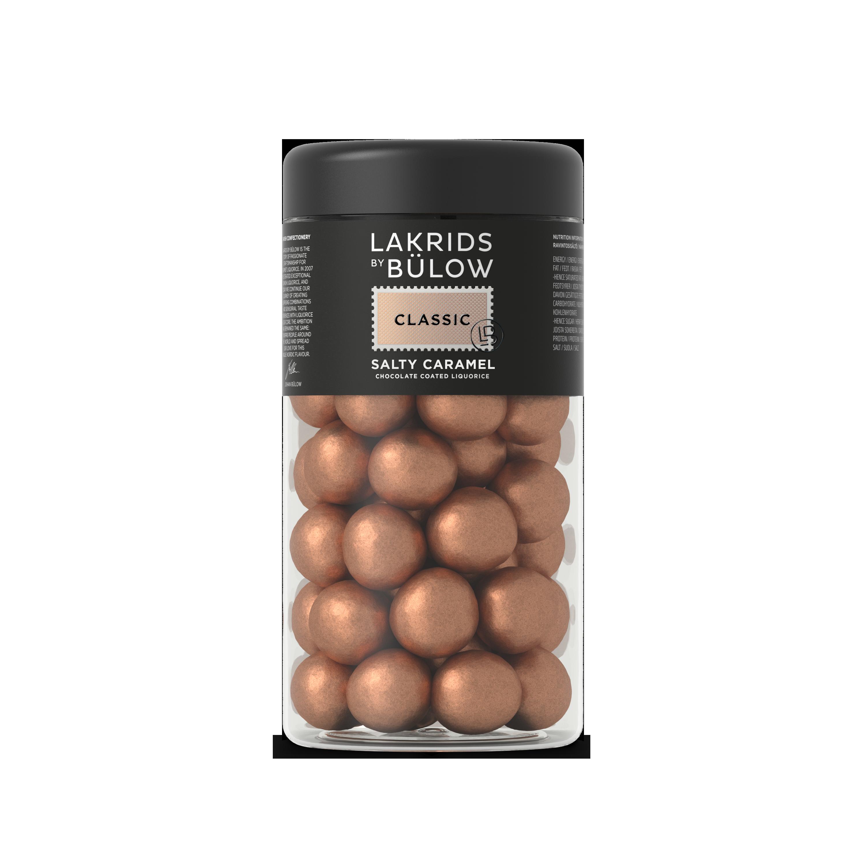 Classic Salty Caramel Regular – Lakrids by Bülow