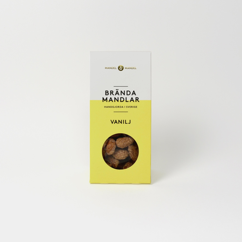Vanilj – Brända mandlar