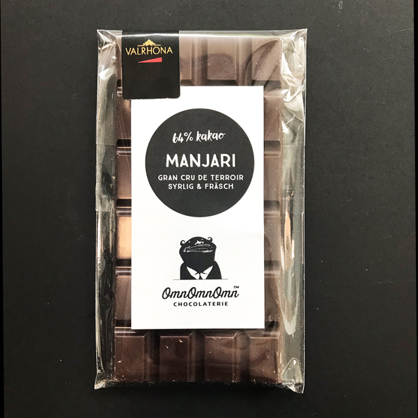 64 % kakao – Mörk choklad