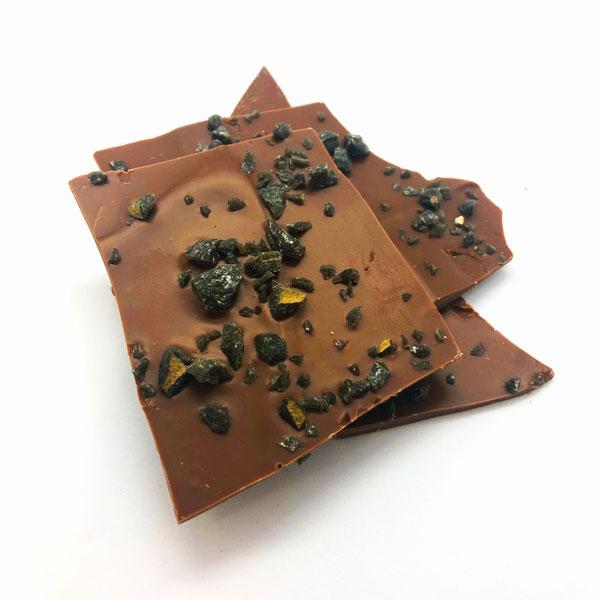 Bräck – Turkisk peppar, Mjölkchoklad