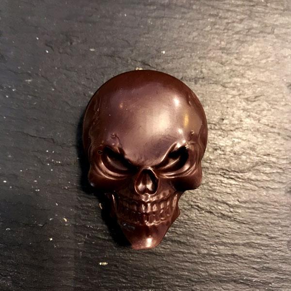 Chokladskalle – Mörk choklad