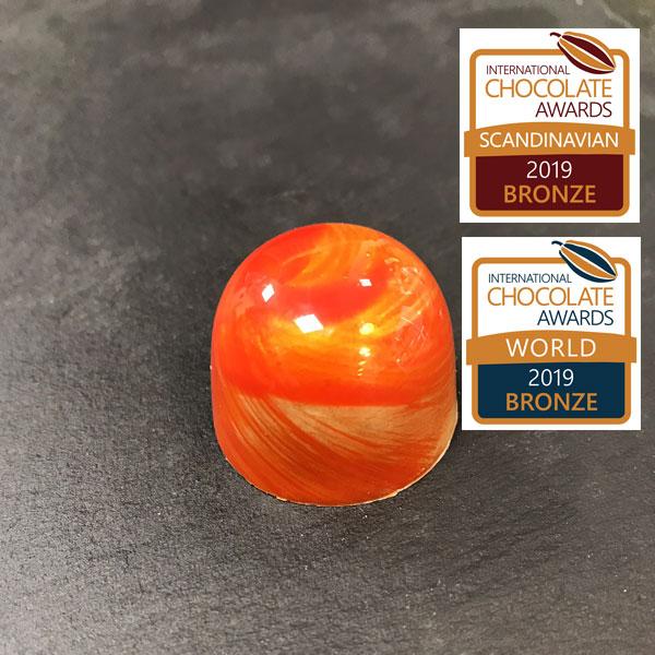 Havtorn – Brons Scandinavia & World Finals International Chocolate Awards 2019