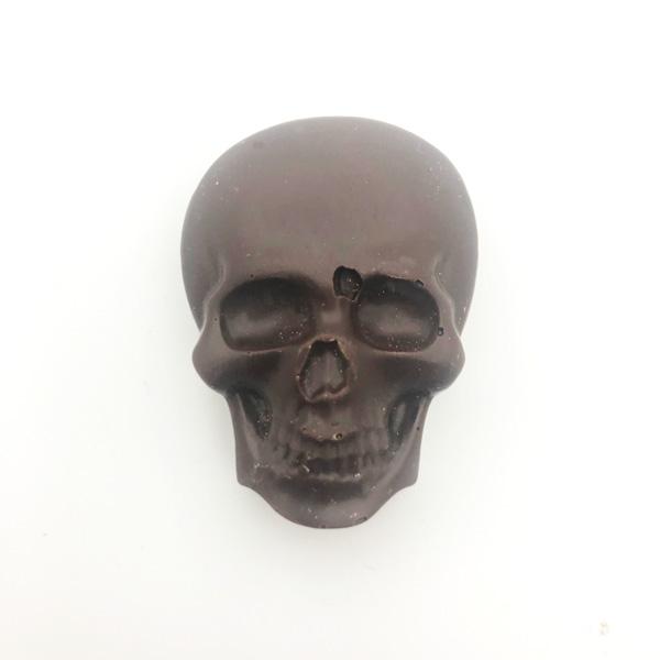 Halloween, Chokladskalle – Mörk choklad