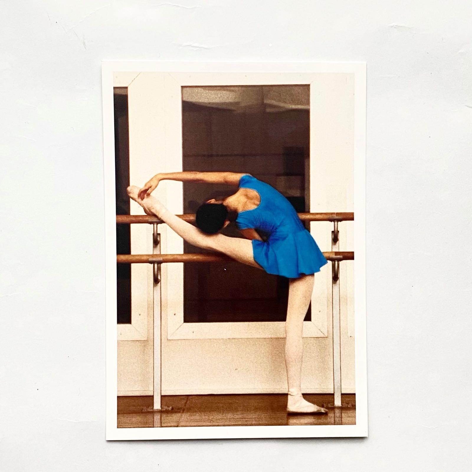 Kortti, balettioppilas