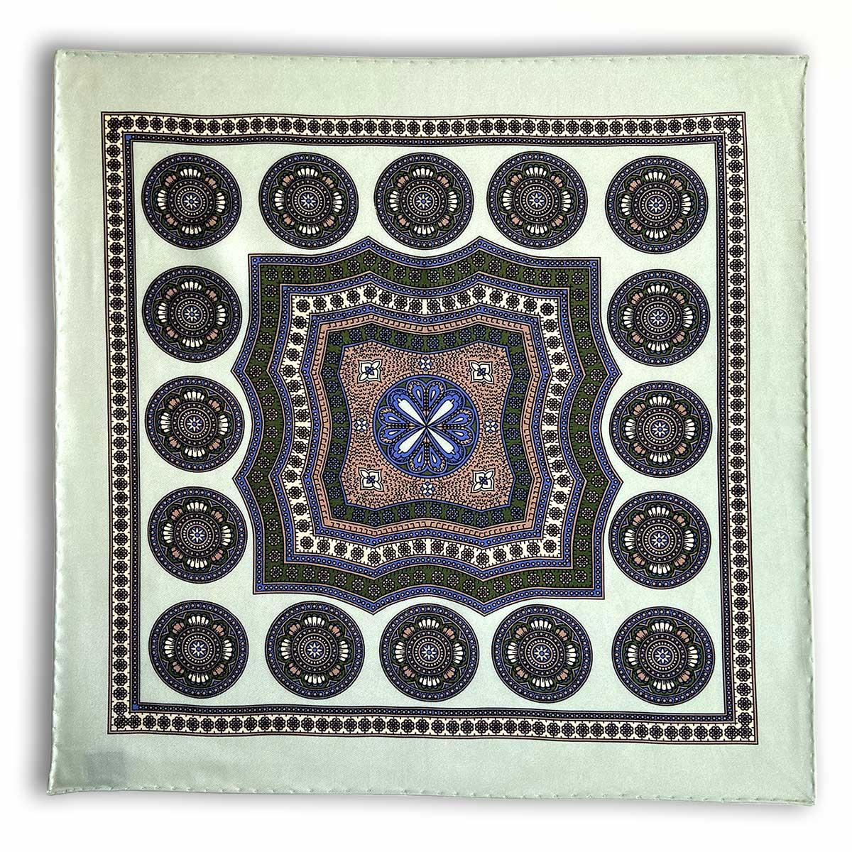 Aztec Mint 40 x 40cm