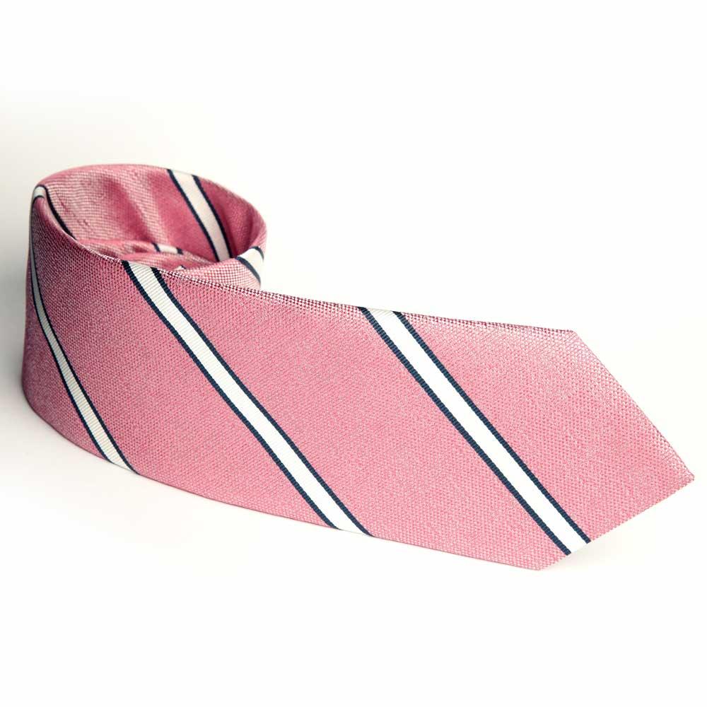 Garner Pink Stripe
