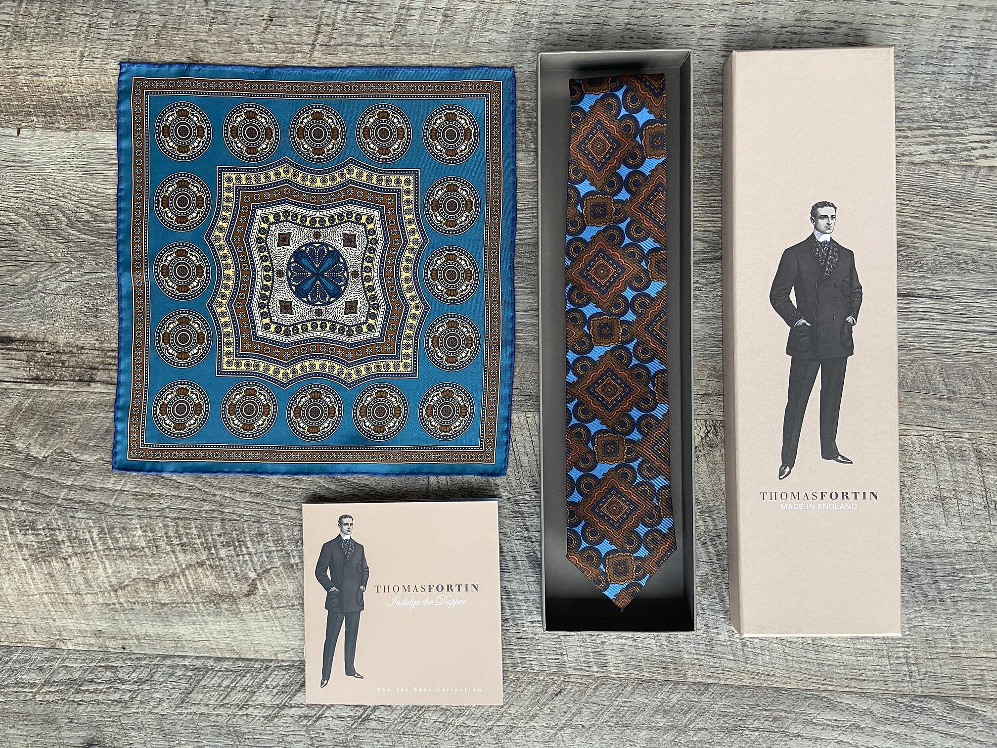Basildon and Aztec Blue (SAVE £24)