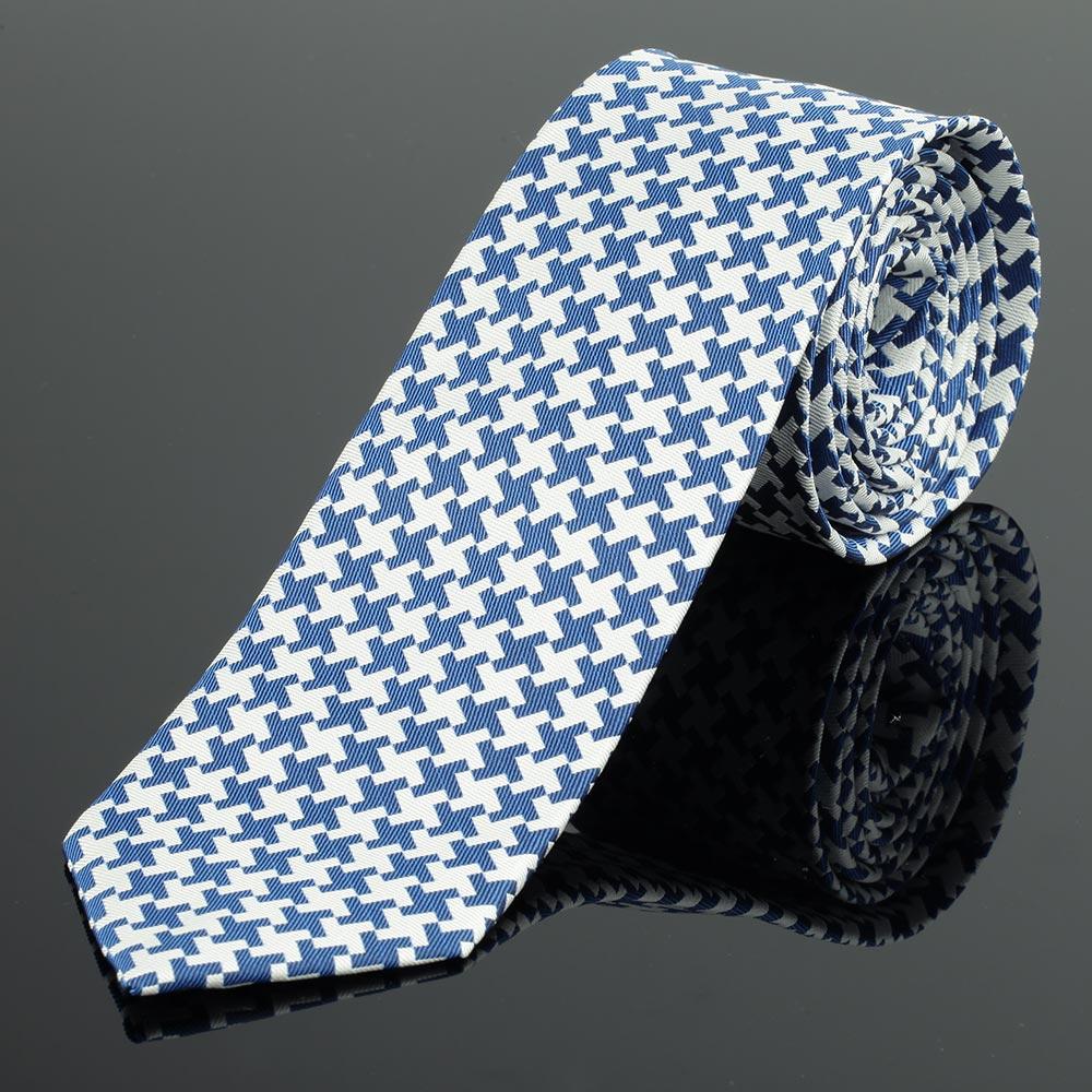 Battersea Houndstooth Tie