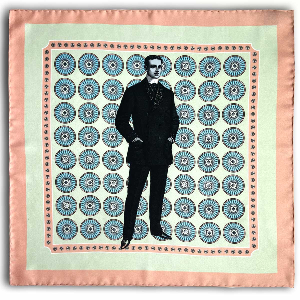 Thomas Mint 40 x 40cm