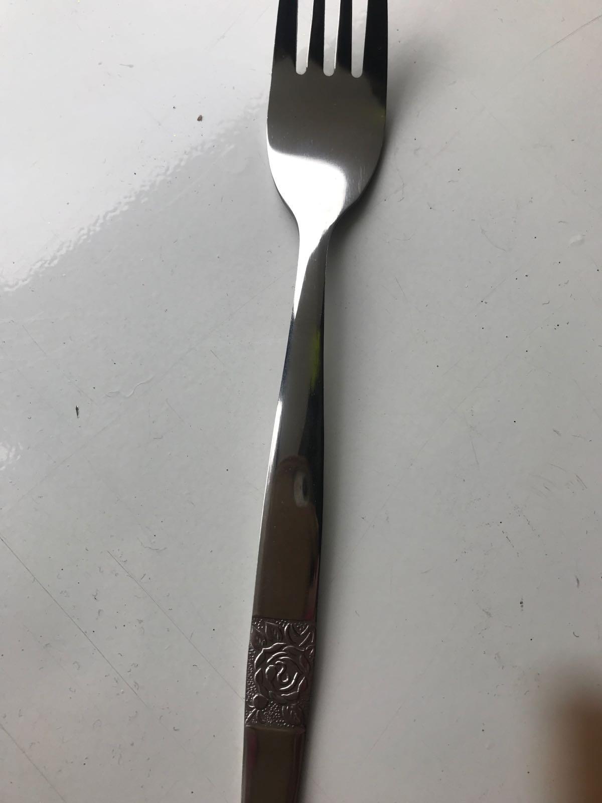Bestick gaffel rostfritt