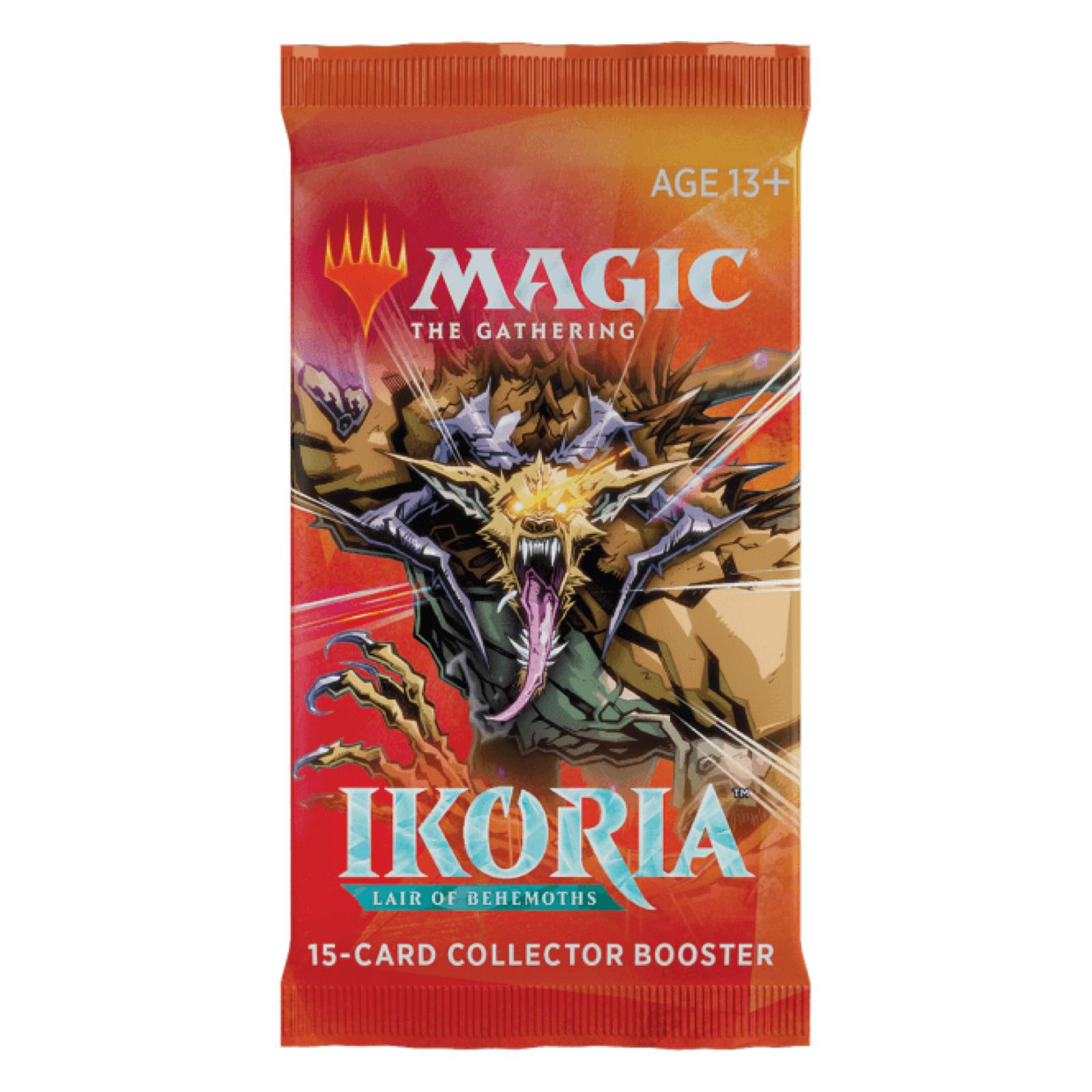 Ikoria: Lair of Behemoths Booster