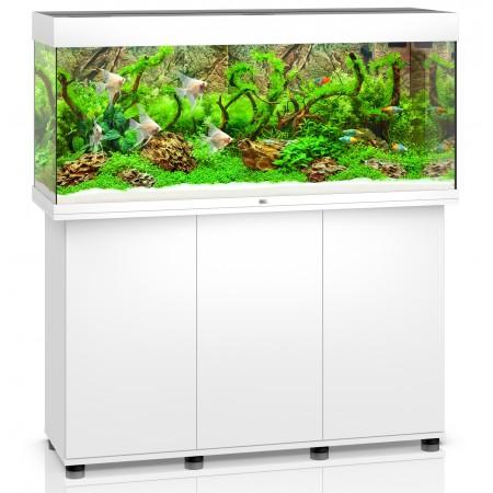 Juwel Rio 240 LED Aquarium and Cabinet in White
