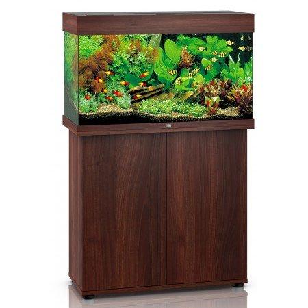Juwel Rio 125 LED Aquarium and Cabinet in Dark Wood