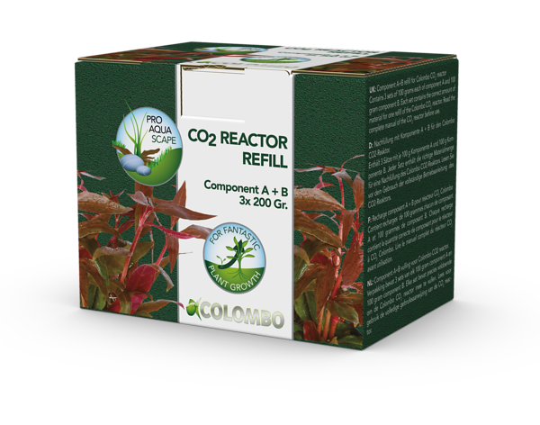 Colombo CO2 Reactor Refill 1.2kg