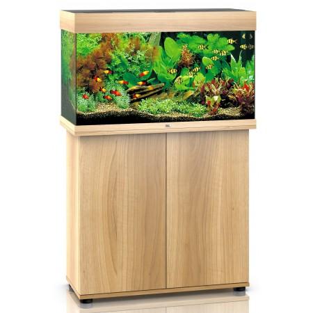 Juwel Rio 125 LED Aquarium and Cabinet in Light Wood