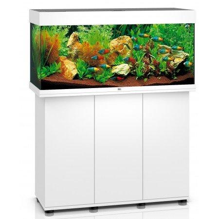 Juwel Rio 180 LED Aquarium and Cabinet in White