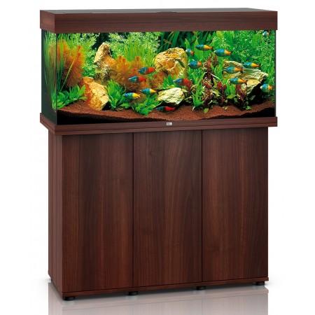 Juwel Rio 180 LED Aquarium and Cabinet in Dark Wood