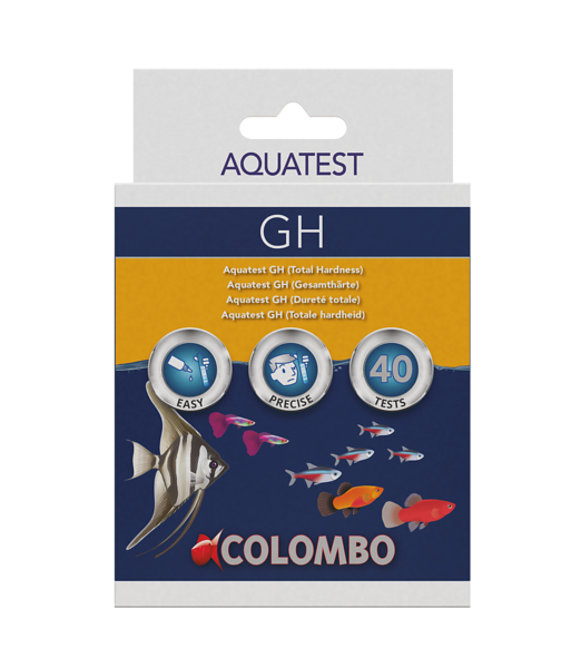 Colombo Aqua GH Test Kit