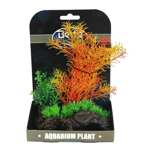 Betta Choice Mini Air Gardens - Orange