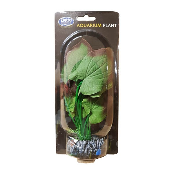 Betta Choice Silk Green Plant