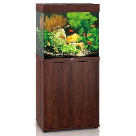 Juwel Lido 120 LED Aquarium and Cabinet in Dark Wood