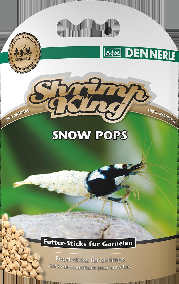 Shrimp King Snow Pops 40g