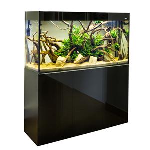 Aquael Glossy 120 Aquarium & Cabinet