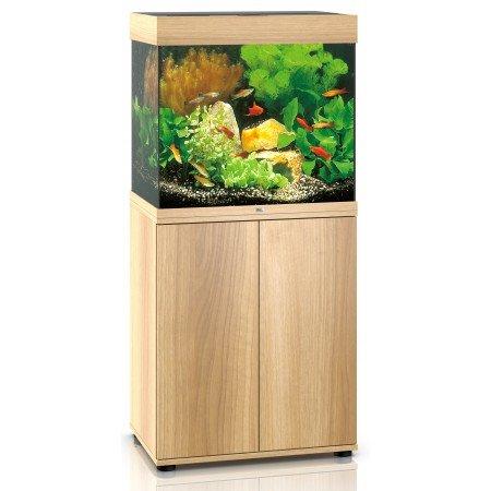 Juwel Lido 120 LED Aquarium and Cabinet in Light Wood