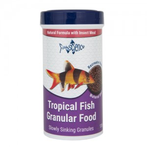 Fish Science Tropical Granular