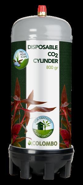Colombo CO2 Cylinder 800 gram