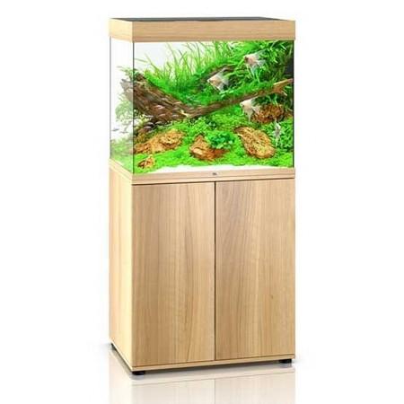 Juwel Lido 200 LED Aquarium and Cabinet in Light Wood