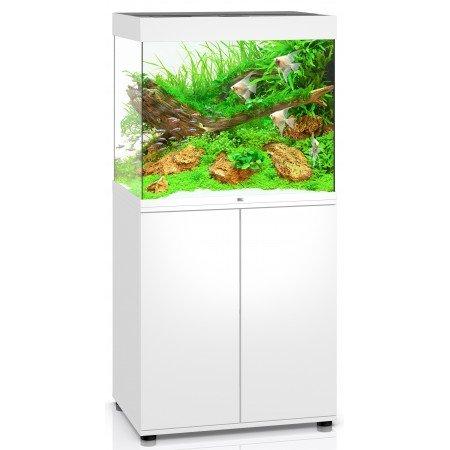 Juwel Lido 200 LED Aquarium and Cabinet in White