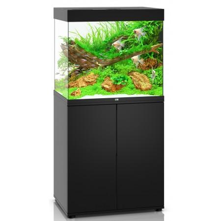 Juwel Lido 200 LED Aquarium and Cabinet in Black