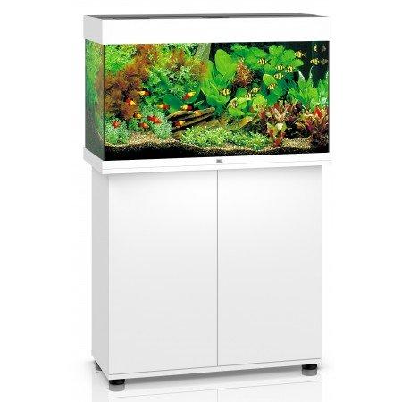Juwel Rio 125 LED Aquarium and Cabinet in White