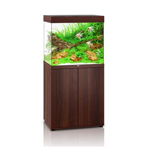 Juwel Lido 200 LED Aquarium and Cabinet in Dark Wood