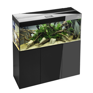 Aquael Glossy 150 Aquarium & Cabinet