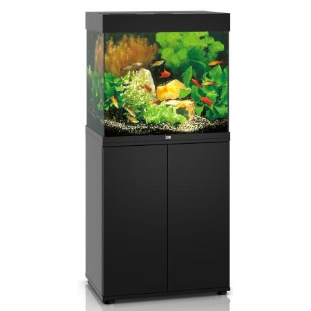 Juwel Lido 120 LED Aquarium and Cabinet in Black