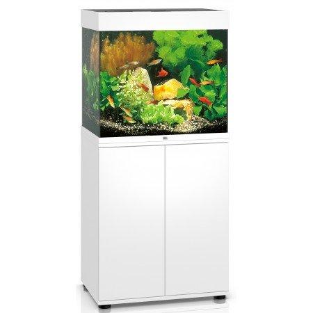 Juwel Lido 120 LED Aquarium and Cabinet in White
