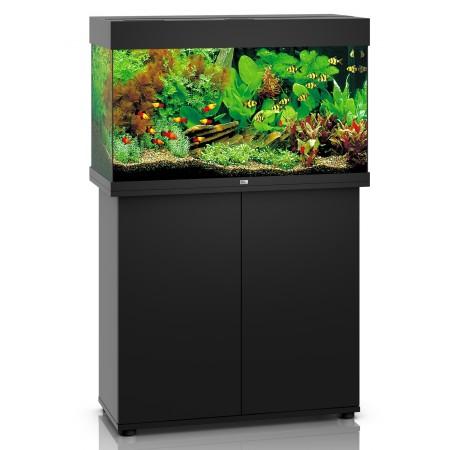 Juwel Rio 125 LED Aquarium and Cabinet in Black