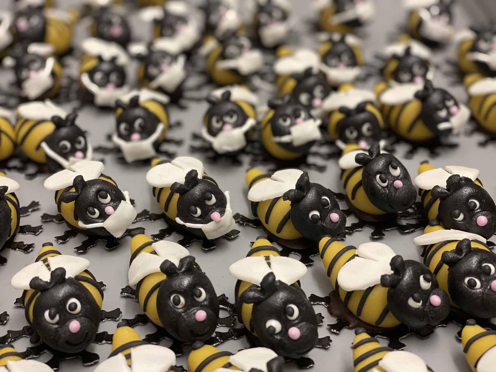 Bienen Pralinen