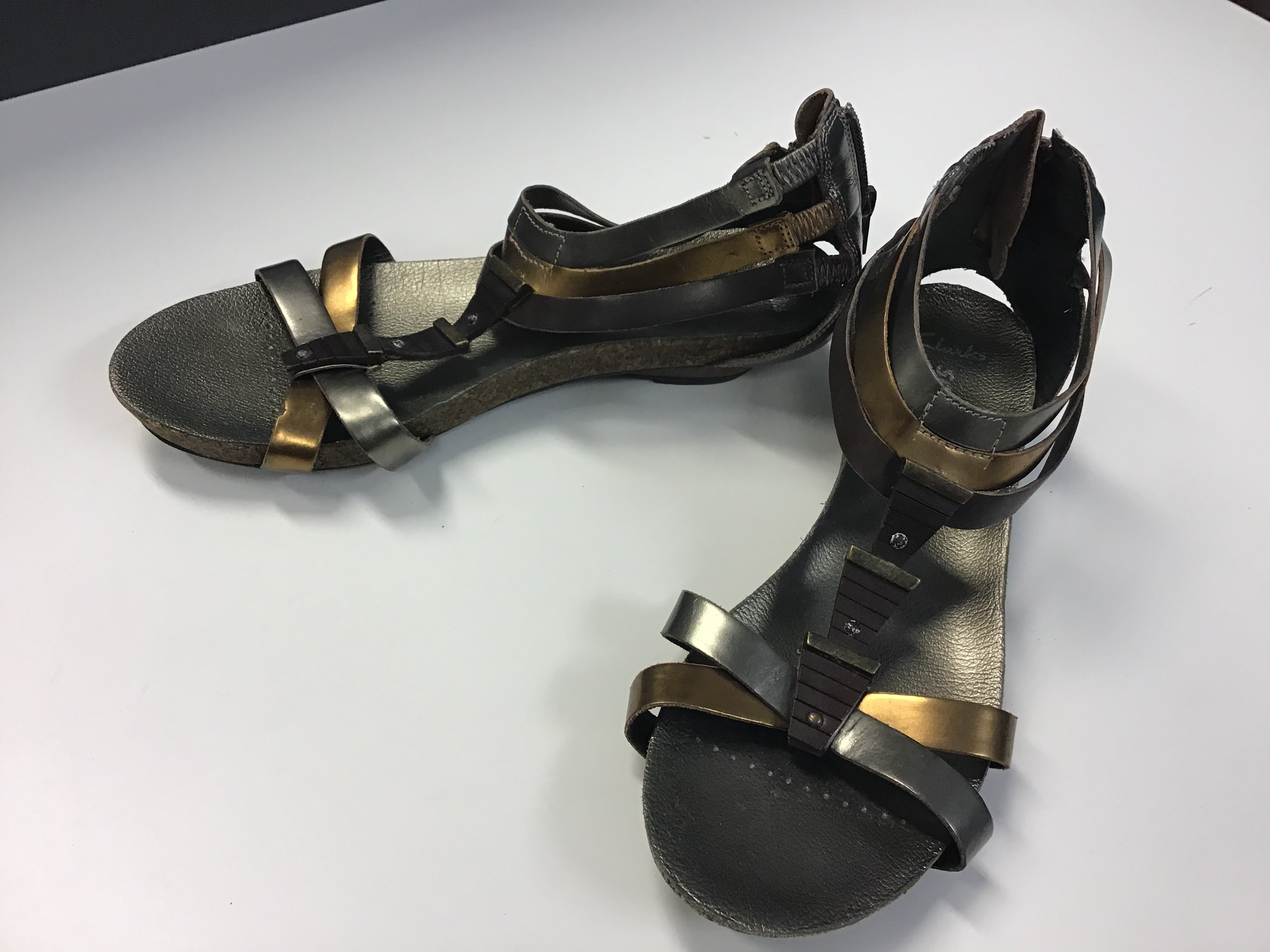 Kengät, Clarks, koko 6