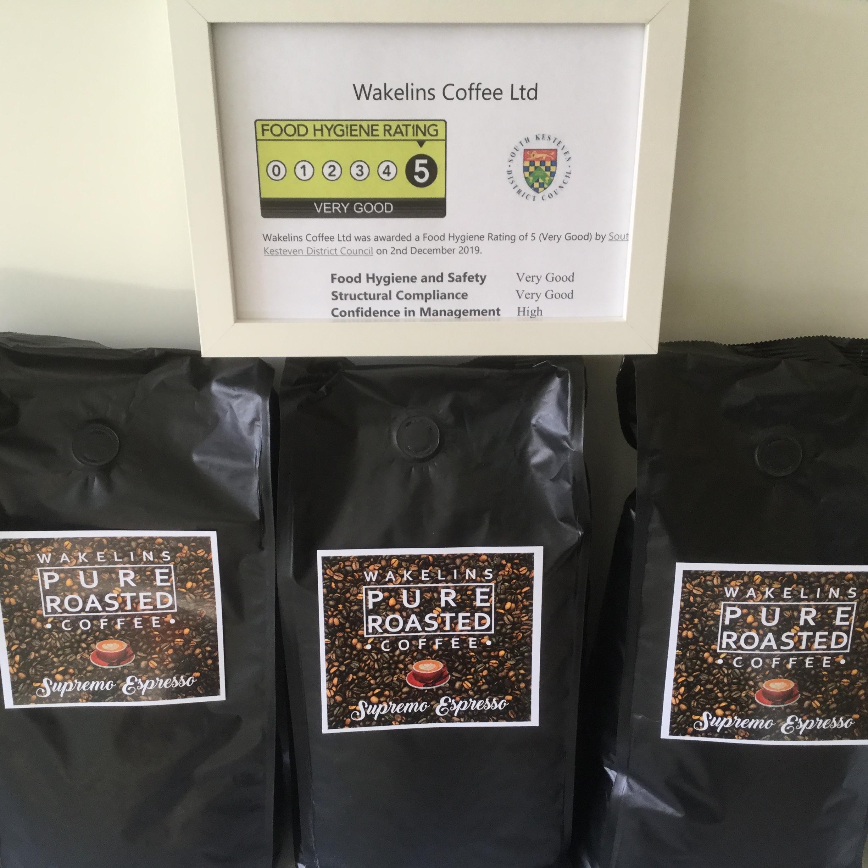 Wakelins Coffee
