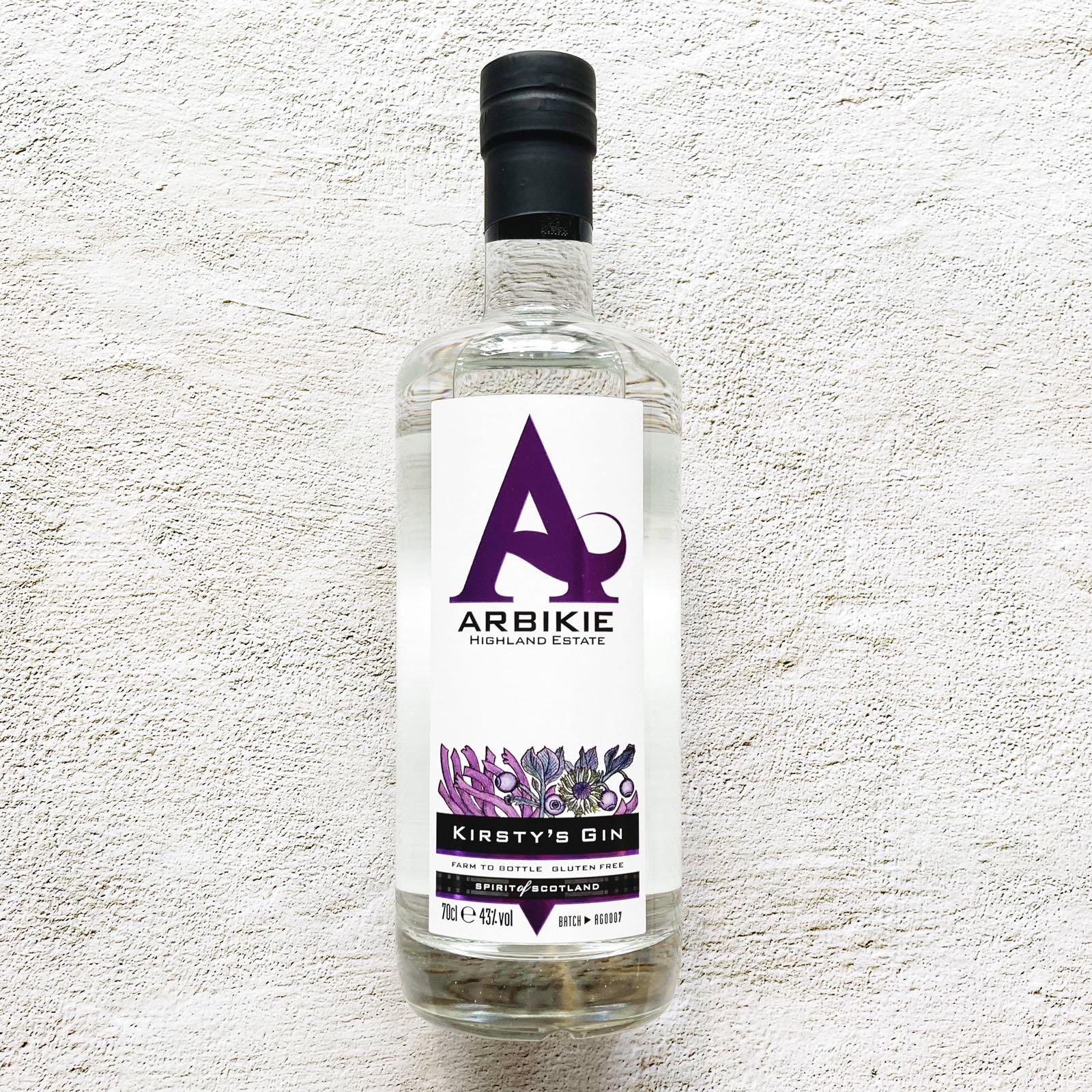 Kirsty's Gin Arbikie