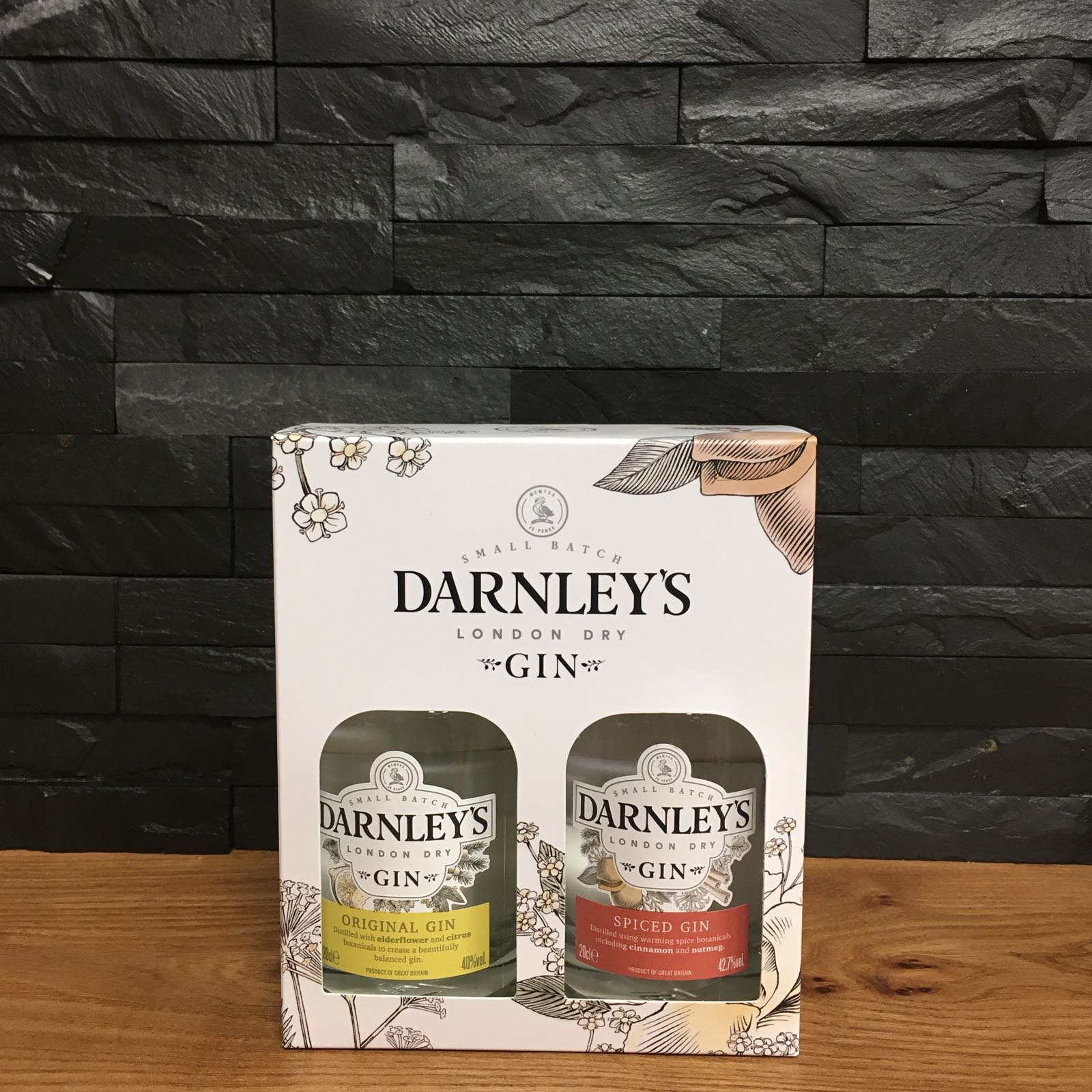 Darnley's Gift Set 2x20cl