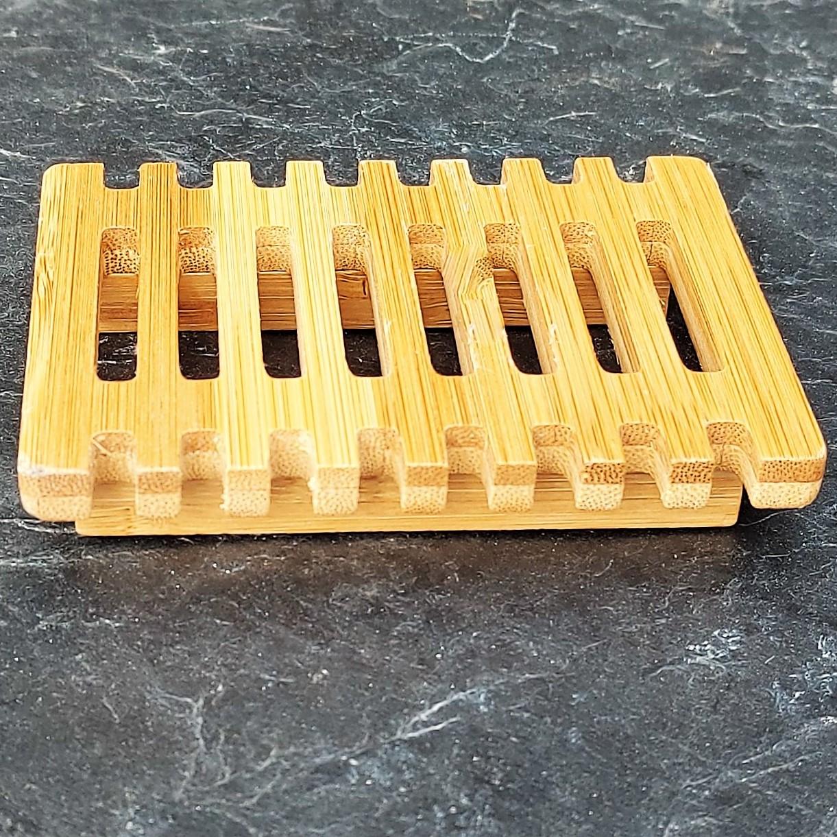 Serrated Soap Rack