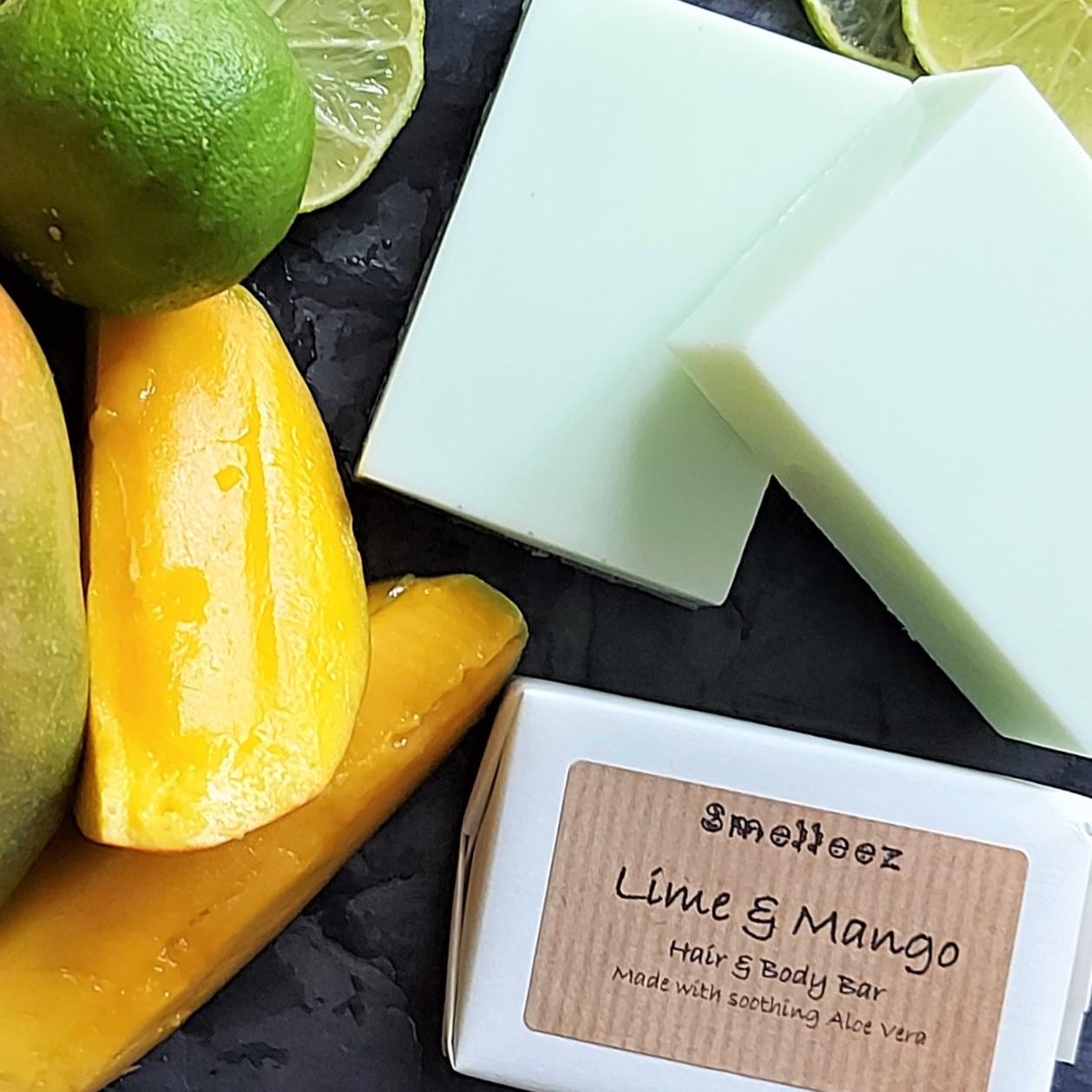 Lime & Mango