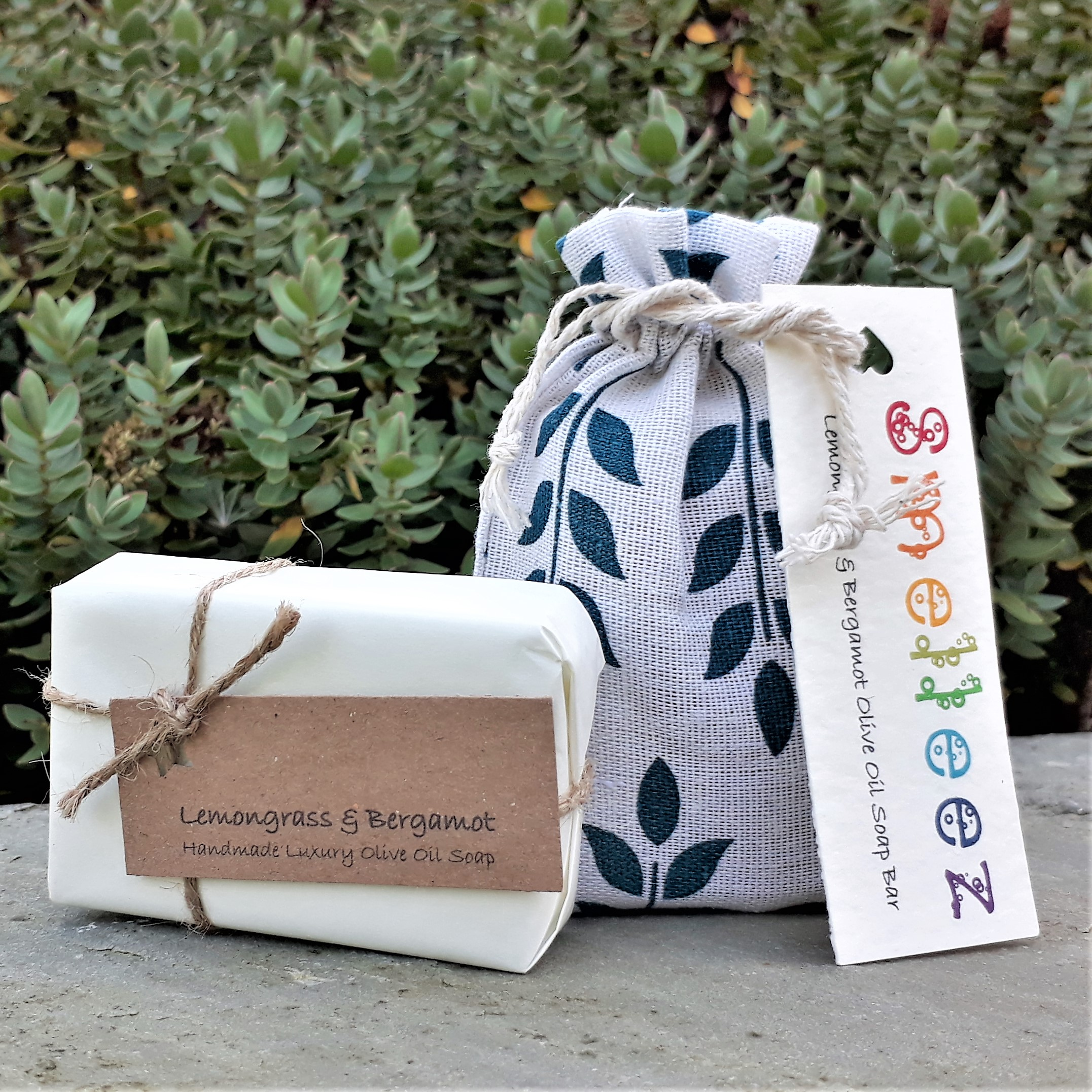 Lemongrass & Bergamot Gift Bag