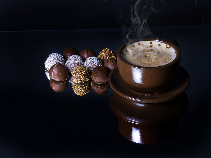 Kaffe og sjokolade teambuilding